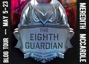 the eighth guardian blog tour button